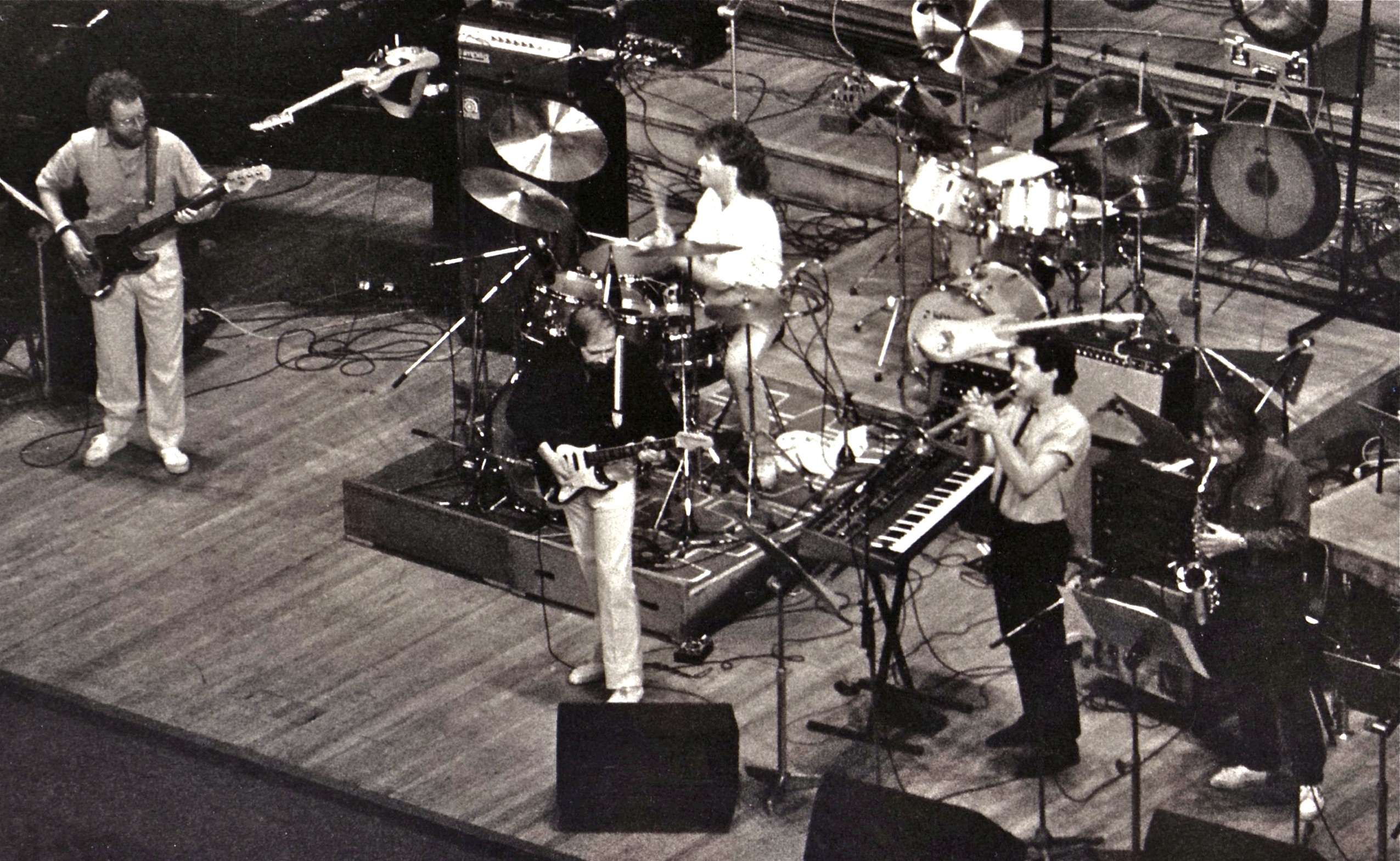 RMS at the Festival Hall 1983