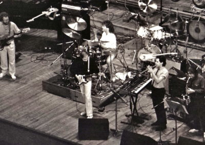 RMS at the Royal Festival Hall 1983