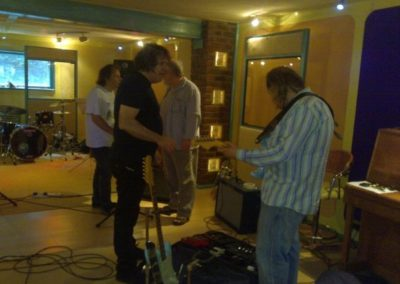 with Gary Moore