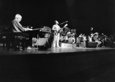 R.M.S. with Gil Evans at the Festival Hall