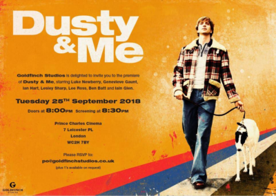 Dusty and Me - film I composed in 1999