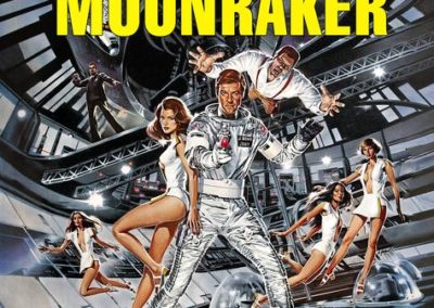James Bond - Moonraker - 1979