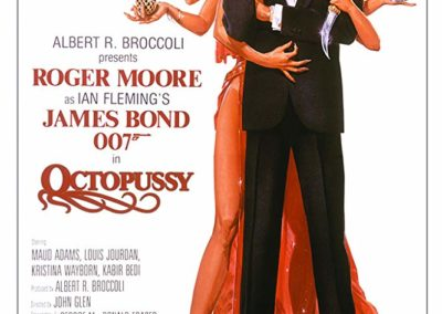 James Bond - Octopussy - 1983