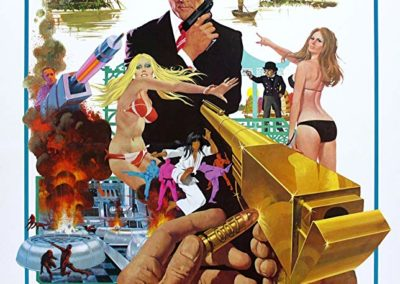 James Bond - The Man with the Golden Gun - 1974