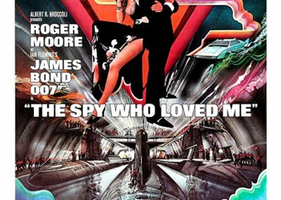 James Bond - The Spy Who Loved Me - 1977