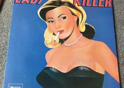 Lady Killer the album
