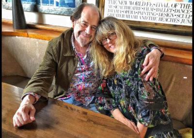 Sally and Ray