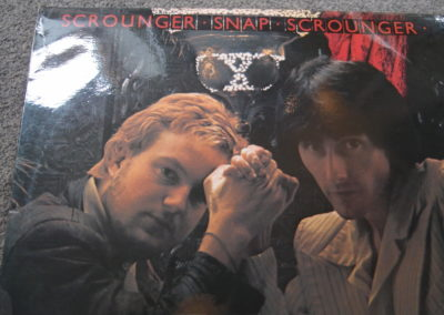 Scrounged - One of those underplayed great 70s albums