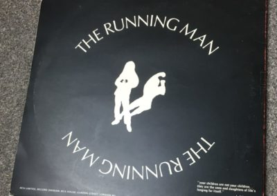 The Running Man - original album